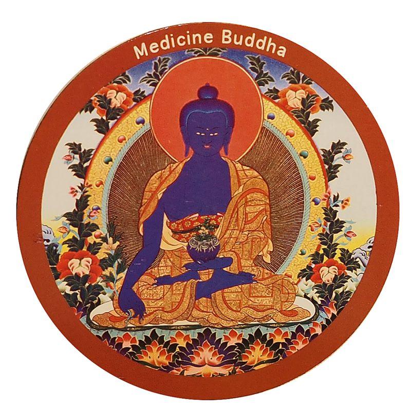 magnet medicine buddha k hlschrankmagnet k hlschrank magnet pin. Black Bedroom Furniture Sets. Home Design Ideas