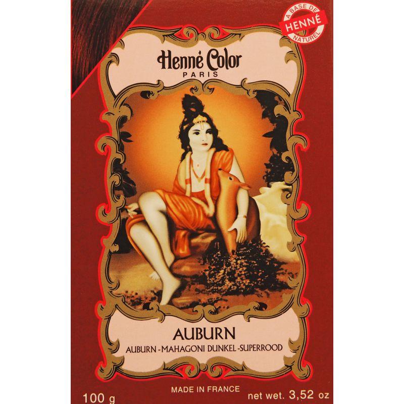 henna color mahagoni dunkel auburn haarfarbe pulver haarfrbemittel haar farbe - Henn Color Auburn