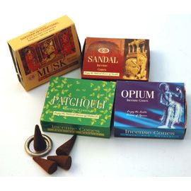 Darshan Incense Cones